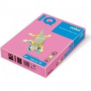 Цветна копирна хартия IQ Color PI25 розов, пастел, A3 80 гр.