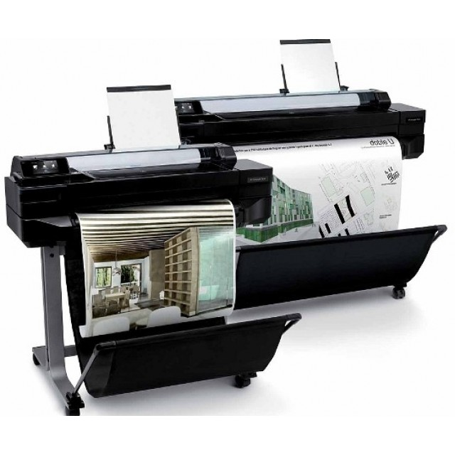 HP Designjet T520 36-in ePrinter Плотер