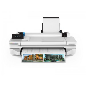 HP DesignJet T125 24-in Printer мастиленоструен плотер