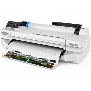 HP DesignJet T130 24-in Printer мастиленоструен плотер