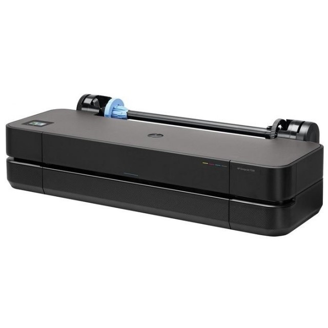 HP DesignJet T230 24-in Printer мастиленоструен плотер