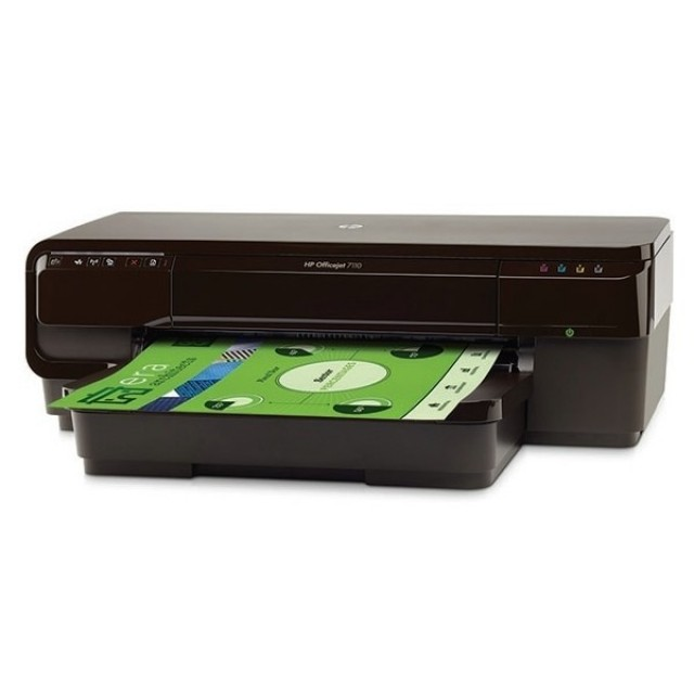 HP OfficeJet 7110 WF ePrinter мастиленоструен принтер