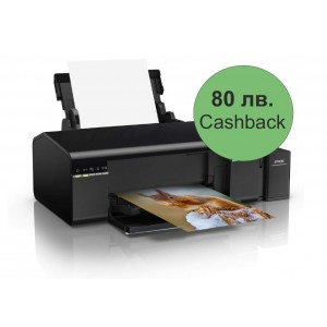 Epson L805 мастиленоструен принтер