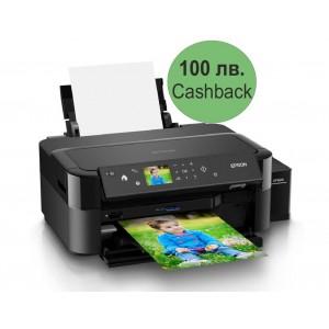 Epson L810 мастиленоструен принтер