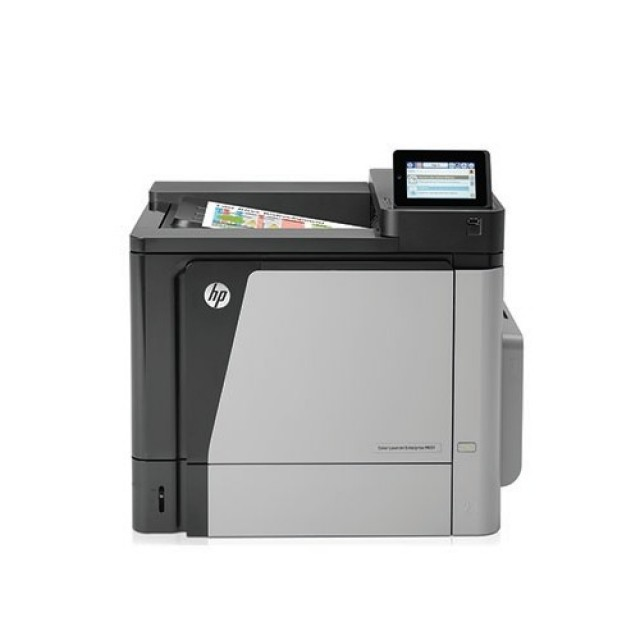 HP Color LaserJet Enterprise M651dn цветен лазерен принтер