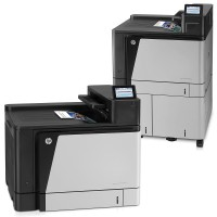 HP Color LaserJet M855x+ цветен лазерен принтер