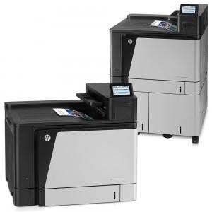 HP Color LaserJet M855x+ цветен лазерен принтер