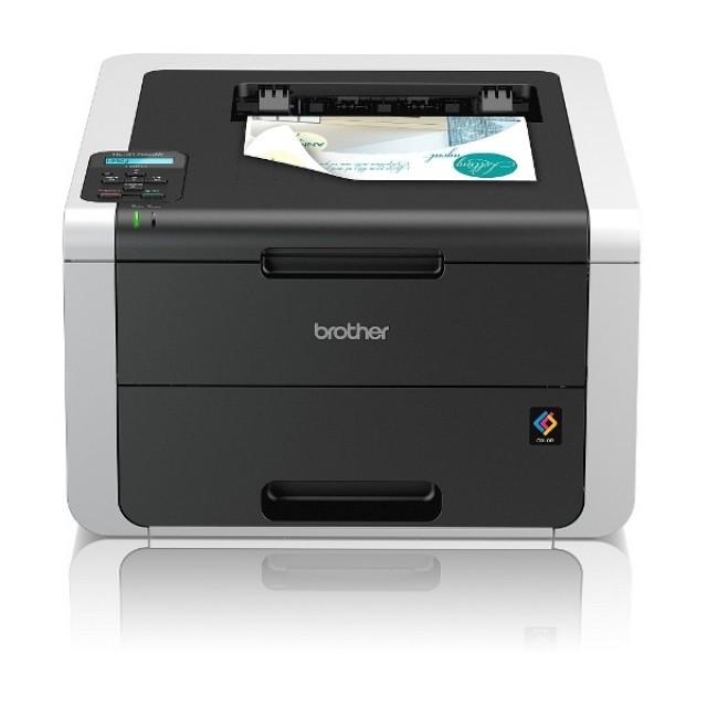 Brother HL-3170CDW цветен LED принтер