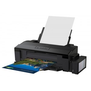 Epson L1800 мастиленоструен принтер