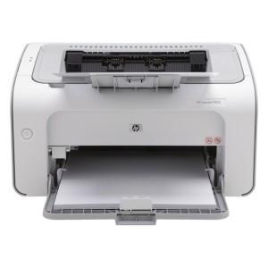 HP LaserJet Pro P1102 лазерен принтер (употребяван)