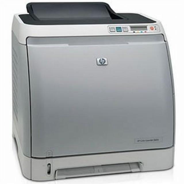 HP Color LaserJet 2605dn цветен лазерен принтер (употребяван)