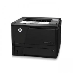 HP LaserJet Pro 400 M401dn лазерен принтер (употребяван)