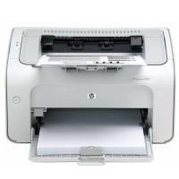 HP LaserJet P1005 лазерен принтер (употребяван)