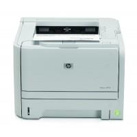 HP LaserJet P2035 лазерен принтер (употребяван)
