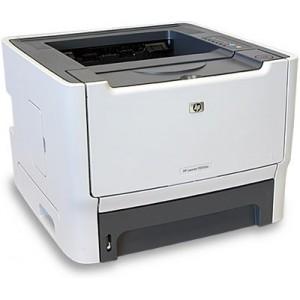 HP LaserJet P2015 лазерен принтер (употребяван)