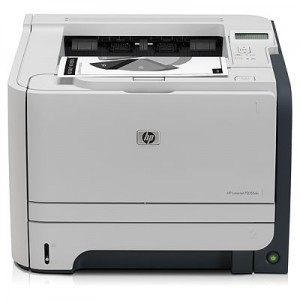 HP LaserJet P2055d лазерен принтер (употребяван)