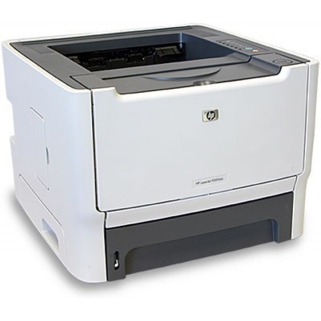 HP LaserJet P2015n лазерен принтер (употребяван)