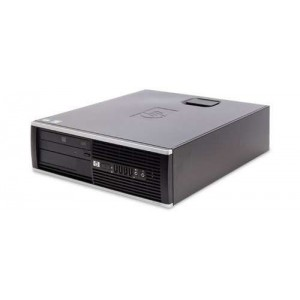 HP Compaq 6005 Pro SFF настолен компютър (употребяван)