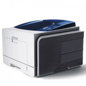 Xerox Phaser 3435 лазерен принтер (работещ, без тонер, без гаранция)
