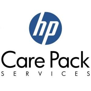 Допълнителна гаранция HP Care Pack (3Y) - със стандартна подмяна на лазерни принтери
