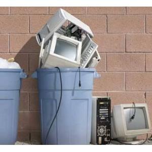 Връщане на 100 кг. стара офис техника (за рециклиране)