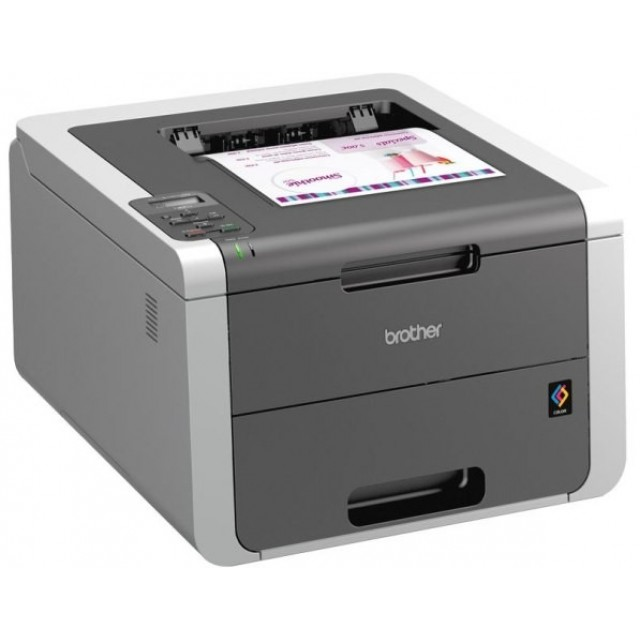 Диагностика на монохромен лазерен принтер  (откриване на проблема)