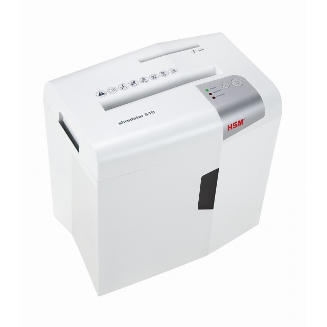 HSM Shredstar S10 шредер 6 mm ленти