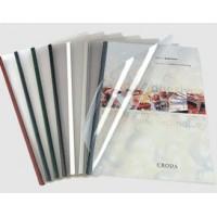 Unibind SteelCrystal type 15 Червена корица за 100-130 листа