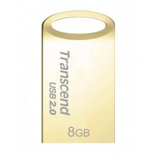 Transcend JETFLASH 510 USB памет (8 GB) Gold