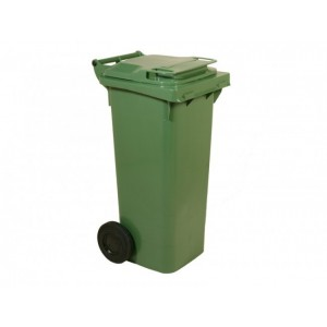 Контейнер за отпадъци, 120 л.