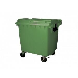 """Контейнер за отпадъци, 1100 литра тип """"Бобър"""""""