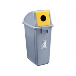 Пластмасов контейнер с отвор 60 литра