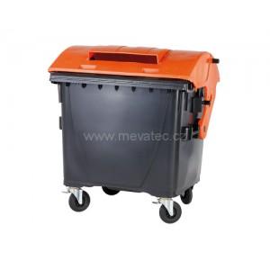 Контейнер за отпадъци Tetra Pack, 1100 литра
