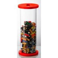 Съд за батерии 17,5 литра, прозрачен