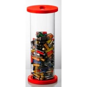 Съд за батерии 5,5 литра, прозрачен