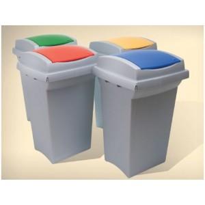 Контейнер за отпадъци, 50 л.