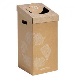 Кош за отпадъци от картон 70 литра