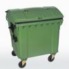 Пластмасови контейнери от 500, 660, 770 и 1100 литра