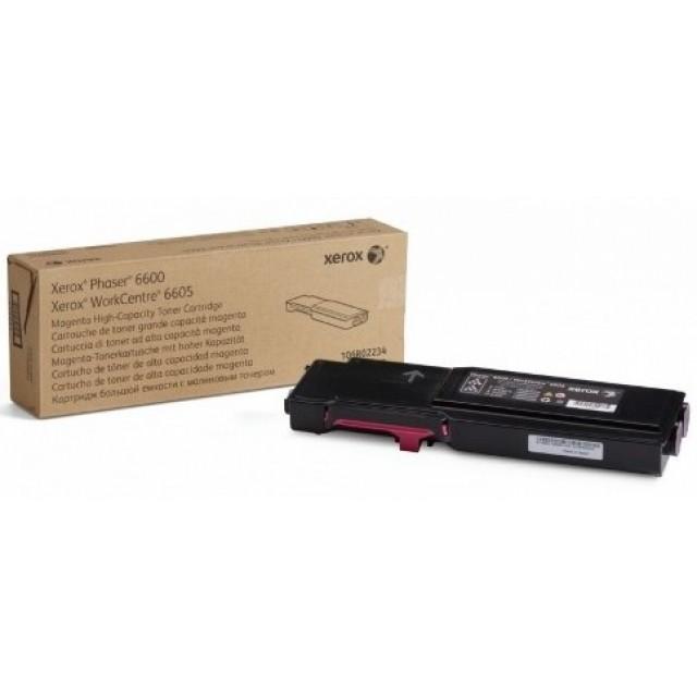 Xerox 106R02234 оригинална червена тонер касета